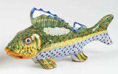 Le poisson à pois
