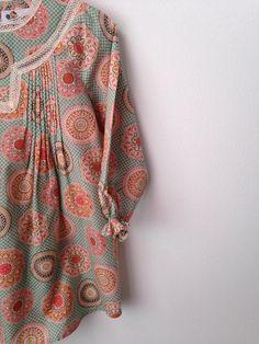 Малыш девушки Бохо/хиппи/племенной/общая платье от PetiteBellaaa