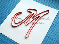 Quillography Tutorial Be sure and check out the paper craft blogs and other tutorials on this site.