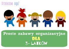 Dzieckiem bądź: Proste zabawy organizacyjne dla 3-latków Kids And Parenting, Montessori, Hand Lettering, Infant, Family Guy, Education, Fictional Characters, Toddlers, Therapy