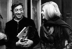Rester Simple — missbrigittebardot:   Brigitte Bardot & Serge...
