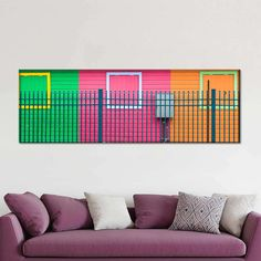 Colors Of Bahamas Multi Panel Canvas Wall Art | ElephantStock Canvas Size, Canvas Frame, Canvas Wall Art, Canvas Prints, Artist Canvas, Artist Painting, Oil Painting On Canvas, Panoramic Photography, Artistic Photography