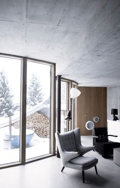 A modern retreat in the Swiss Alpes Hej hej! Sometimes, when it feels like winter is never going to end the only thing you can do is embrace it. And this is what I would do if I stayed ... Uncategorized
