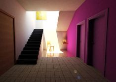Modern Mexican architectural by Luis Barragan #mexico
