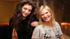 Jo Whiley & Lorde
