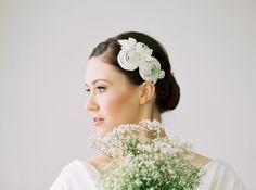 Tatiana, £245.00 #wedding #bridal #accessories #vintage #bride #headwear #fascinator www.hopeandgrace.co.uk Mint Hair, Elegant Bride, Wedding Hair Accessories, Brie, Bridal Headpieces, Hair Jewelry, Fascinator, Wedding Hairstyles, Hair Accessory