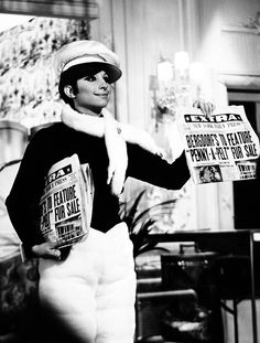 1965: Barbra Streisand sings & dances her way across Bergdorf Goodman's Main Floor in the CBS TV Special My Name is Barbra.  On the night of the premiere, Nena & Edwin Goodman host a dinner for Ms. Streisand in their apartment above the store. #TurnofStyle