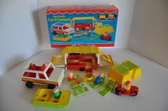 "Vintage Fisher Price Little People Pop Up Camper 992 Complete with Box <a class=""pintag searchlink"" data-query=""%23FisherPrice"" data-type=""hashtag"" href=""/search/?q=%23FisherPrice&rs=hashtag"" rel=""nofollow"" title=""#FisherPrice search Pinterest"">#FisherPrice</a>"