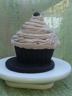 Giant cupcake :)