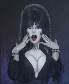 A gallery of Elvira, Mistress of the Dark publicity stills and other photos. Featuring Cassandra Peterson, Daniel Greene, Edie McClurg, Jeff Conaway and others. Tim Scott, Pin Up, Cassandra Peterson, Vintage Goth, Halloween Queen, Dark Tattoo, Star Wars, Marilyn Monroe Photos, Scary Movies