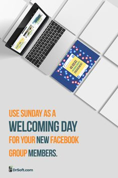 One idea is to use Sunday as a welcoming day for your new members. Encourage them to engage. Facebook Group Tips Facebook Marketing Strategy, Marketing Ideas, Social Media Marketing, Online Marketing, About Facebook, How To Use Facebook, Better Day, Favorite Tv Shows, Encouragement