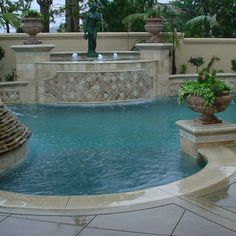 Luxury Pools
