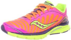 Kinvara 3 Running Shoe- because every girl needs a little neon!