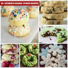 35  Delicious Cookie Recipes!