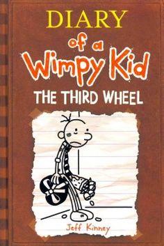 The Third Wheel by jeff Kinney (F KIN)