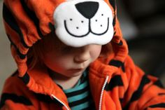 Handmade Simple: Halloween Costumes for the Littles