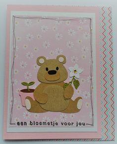 gemaakt door Marielle # MD MvD # beer Eline Pellinkhof # stempel Karin Joan