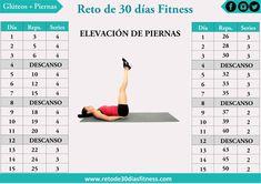 Abdominales marcados en 4 semanas | Reto de 30 días Fitness