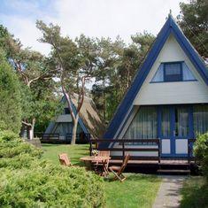 Finnhütten in Wustrow - Home
