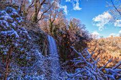 Nieve en el Monasterio de Piedra http://ift.tt/1PwaAJe aragonespañalandscapesnaturalezanievepaisajepaisajessnowspainwaterwinter