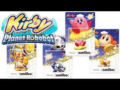 Kirby Planet Robobot - Amiibo