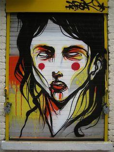 TITI FREAK - A Street Art Style combining Brazilian & Japanese culture