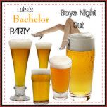 Mens Bachelor party bucks night stag night  Party Drinks Beer Boys Night Out, Legs, mans