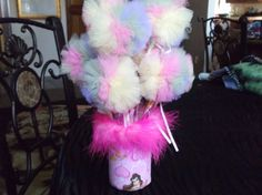Check out this item in my Etsy shop https://www.etsy.com/listing/155972579/disneys-princess-table-centerpiece