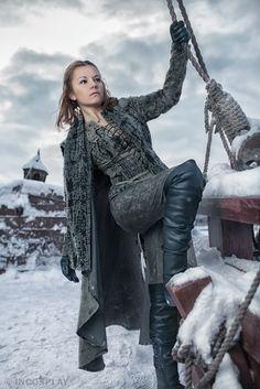 HomoBernardus als Yara Greyjoy