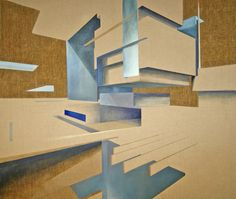 Daniel Mullen Creates Realistic Architecture With Spatial Awareness Photo