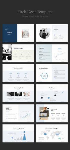 pitch deck template for startups Design Powerpoint Templates, Professional Powerpoint Templates, Business Powerpoint Templates, Creative Powerpoint, Pitch Presentation, Powerpoint Presentation Slides, Business Presentation, Presentation Design, Keynote Design