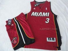 http://www.xjersey.com/heat-3-wade-red-new-revolution-30-suits.html Only$59.00 #HEAT 3 WADE RED NEW REVOLUTION 30 SUITS #Free #Shipping!
