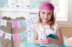 Festa de Princesa, Princess Party