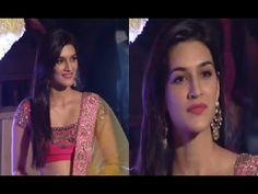 Kriti Sanon WOW in Ghagra Choli at Riddhi Malhotra's wedding reception.