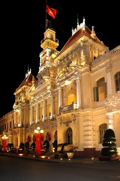 Ho Chi Minh City - Vietnam (by Dennis Jarvis)