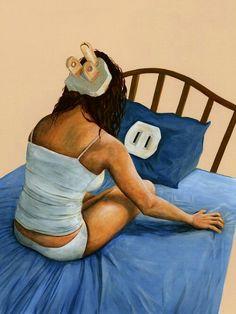 ya....something like this. Insomnia....
