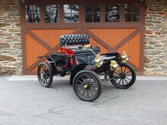 1904 Oldsmobile Curved Dash Model 6C