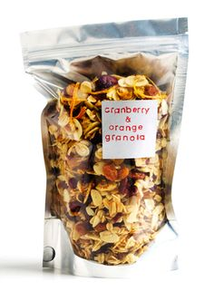 Not sure about the orange, but sounds almost as good as my standard granola recipe.  Good way to change it up.