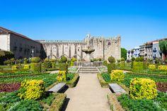 Braga Castle, Braga, Portugal