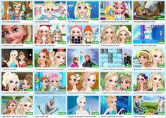 Frozen: ¡Divertidos Juegos Online Gratis para tus Niños!