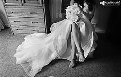 Nicole & Matthew's August 2014 #wedding at the Courtyard Marriott Montvale, Saint Gabriel's Church, and Seasons =D (photo by deanmichaelstudio.com) #love #summer #photography #deanmichaelstudio
