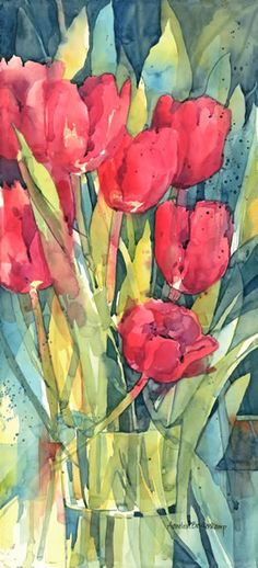 Floral/Still Life « Annelein Beukenkamp Watercolors