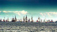 #Regatta, #Kiel , #Germany    © Arne List, de.wikipedia