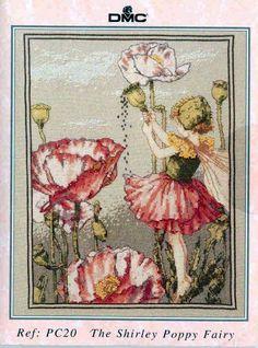 Gallery.ru / Фото #1 - Shirley poppy fairy - natalytretyak
