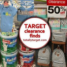 Check out the Latest Clearance Finds This Week at Target with coupon matchups on Totally Target.
