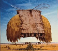 Jacek Yerka - realizm magiczny