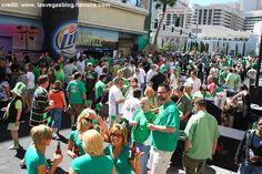 St. Patrick's Day -- Las Vegas