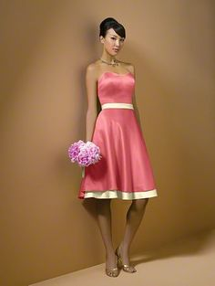 Alfred Angelo bridesmaid