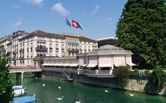 Baur au Lac : Zurich, Switzerland : The Leading Hotels of the World