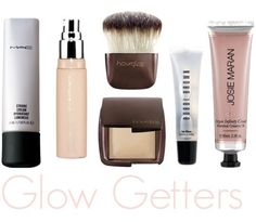 Secret weapons for faking glowing skin. | Beauty Bets